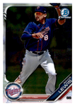 2019 Bowman Chrome Prospects Team Set - Minnesota Twins Series 1
