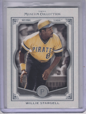 2013 Topps Museum Collection #55 Willie Stargell