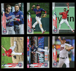 2020 Topps Series 1 Minnesota Twins Team Set (12 Cards)