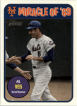 2018 Topps Heritage Miracle of '69