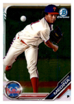 2019 Bowman Chrome Prospects Team Set - Philadelphia Phillies Series 1