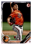 2019 Bowman Prospects Team Set - Baltimore Orioles