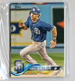 2018 Topps Series 2 Team Set - SAN DIEGO PADRES (12 cards)