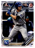 2019 Bowman Prospects Team Set - Kansas City Royals