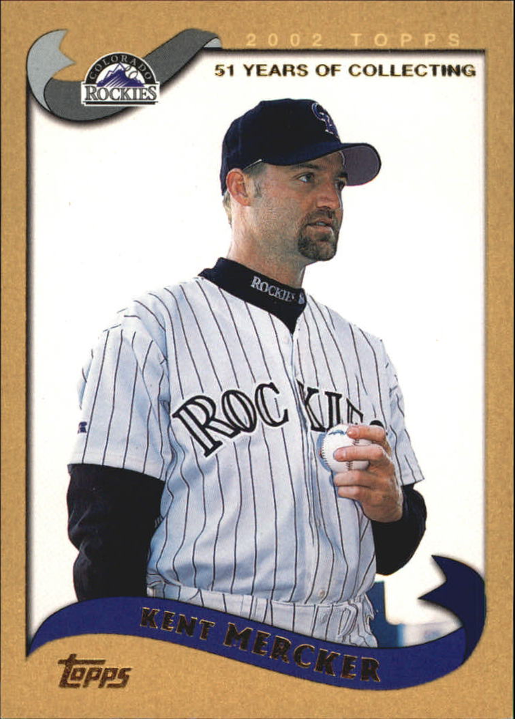 2002 Topps Traded Gold /2002