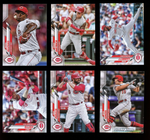 2020 Topps Series 1 Cincinnati Reds Team Set (12 Cards)