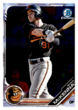 2019 Bowman Chrome Prospects Team Set - Baltimore Orioles Series 1