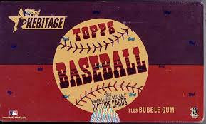 2002 Topps Heritage - 100-199