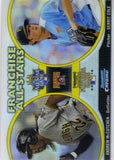 2012 Bowman Chrome Franchise All-Stars- Singles