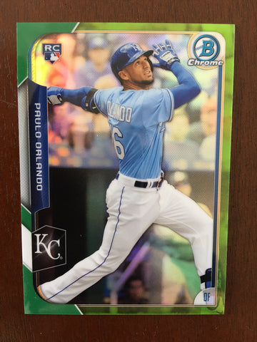 2015 Bowman Chrome,Draft,BCP, Color Refract