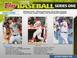 2020 Topps Series 1 St. Louis Cardinals Team Set (11 Cards)