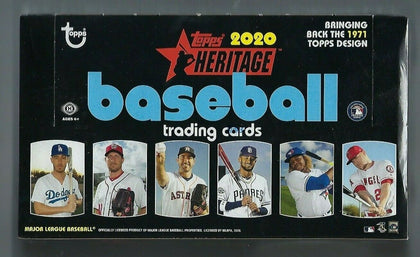 2018 Topps Chrome Baseball HTA Jumbo Hobby 8 Box Case (Factory Sealed)