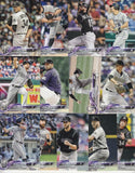2018 Topps Series 2 Team Set - COLORADO ROCKIES  (13 cards)