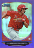2013 Bowman Chrome Draft Top Prospects(TP) Refractors - Singles