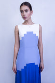 BUENA VISTA DRESS, LAPIS