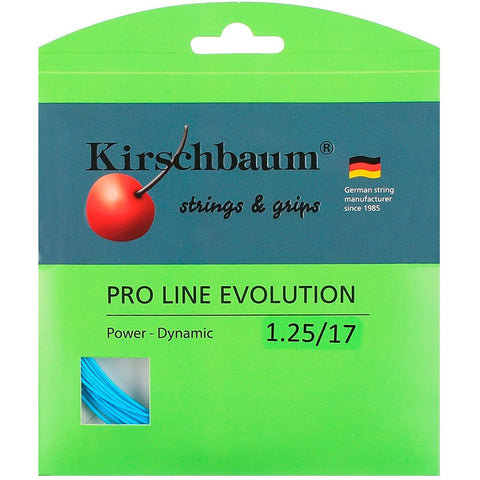 Kirschbaum Pro Line Evolution Tennis String Set