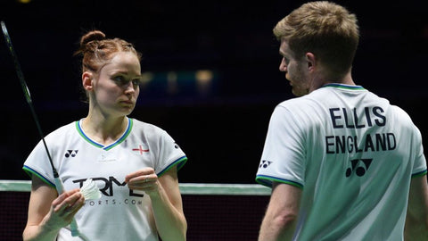 Marcus Ellis & Lauren Smith Yonex All England 110th Anniversary Semi-Finals T-Shirts - Charity Auction