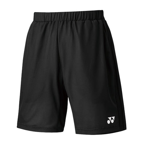 Yonex 15086 Men's Tournament Shorts - Black