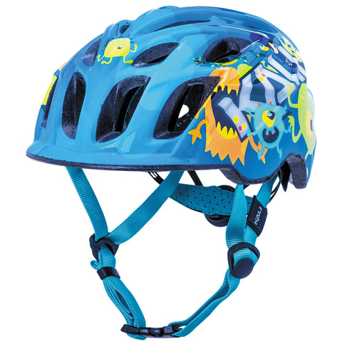 Kali Chakra Child Monsters Blue Helmet