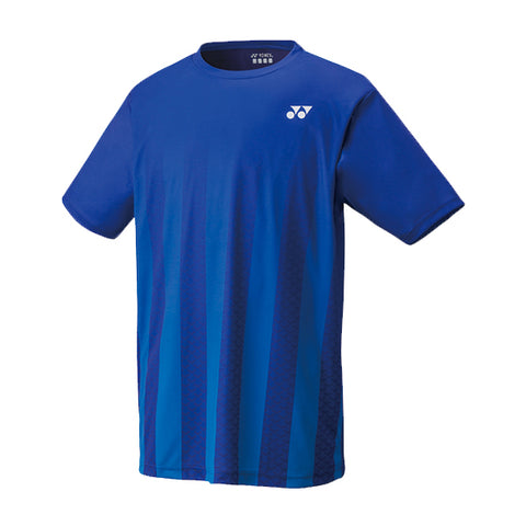 Yonex 16435 Men's T-Shirt - Dark Blue