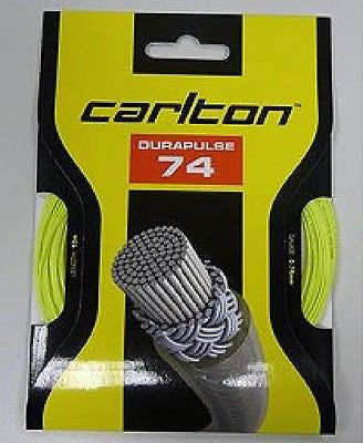 Carlton Durapulse 74 Badminton String Set - 0.74mm