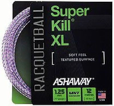 Ashaway SuperKill XL Racquetball String - 17 / 1.25mm
