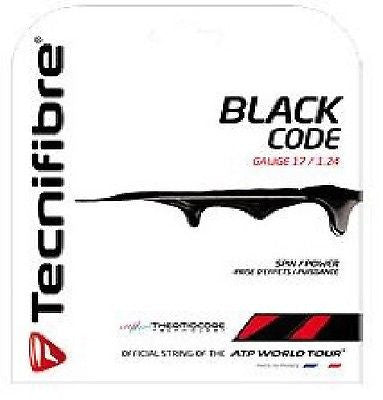 Tecnifibre BlackCode Tennis String Set