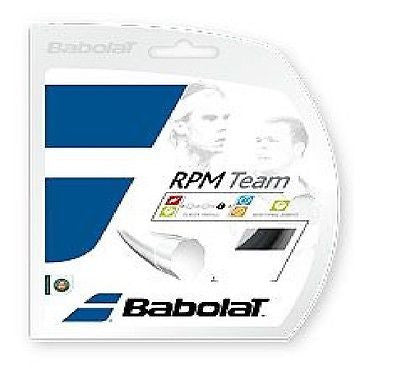 Babolat RPM Team Tennis String Set