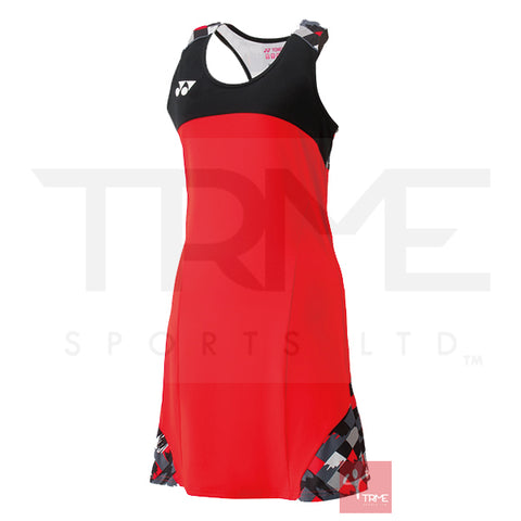 Yonex 20464 Women's Tournament Dress with Sports Bra and Inner Shorts