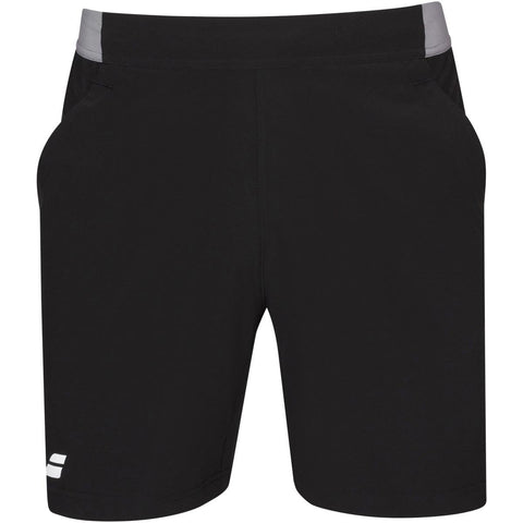 Babolat Mens Compete 7 Inch Shorts - Black