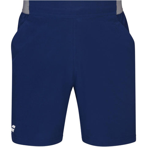 Babolat Mens Compete 7 Inch Shorts - Estate Blue
