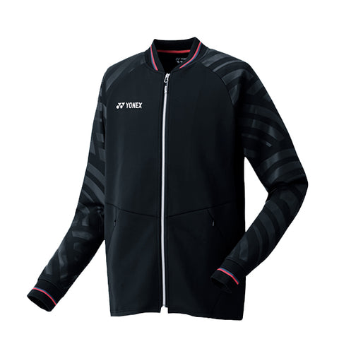 Yonex 50085 Warm Up Jacket - Black
