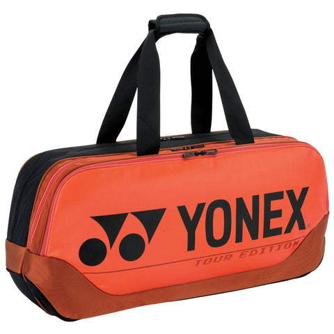 Yonex 92031W Pro Tournament Bag - Copper Orange