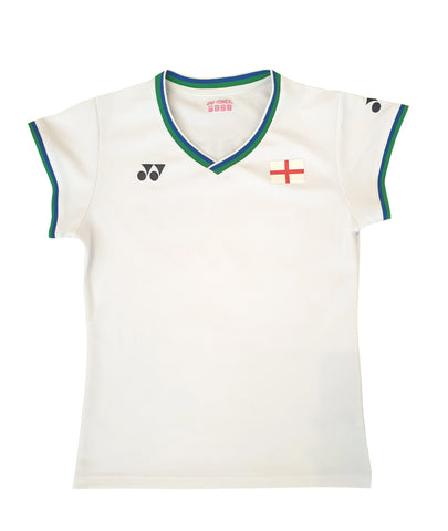 Lauren Smith Yonex All England 110th Anniversary T-Shirt (Large) - Charity Auction