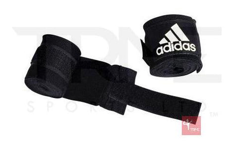Adidas Boxing 4.5m Hand Wraps Black