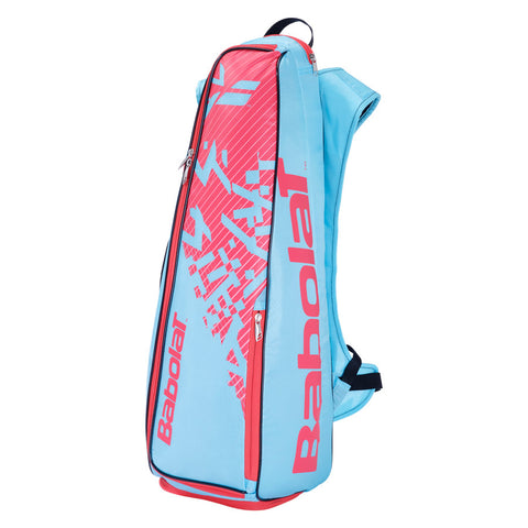 Babolat Backracq 8 Racket Bag (Sky Blue-Pink)