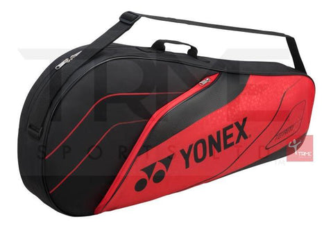 Yonex 4923 Team 3 Racket Bag - Red