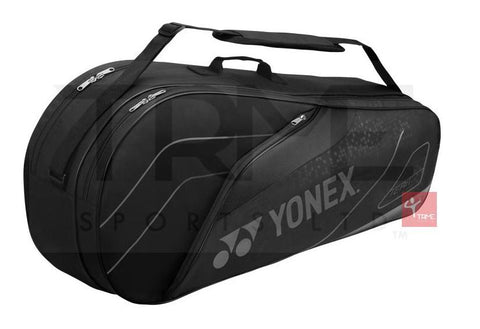 Yonex 4926 Team 6 Racket Bag - Black