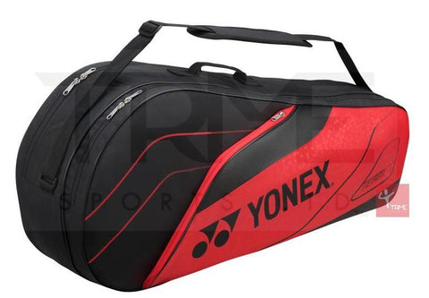 Yonex 4926 Team 6 Racket Bag - Red