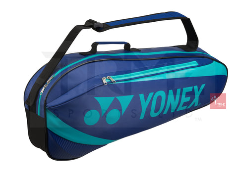 Yonex 8923 Active 3 Racket Bag - Aqua Blue/Navy