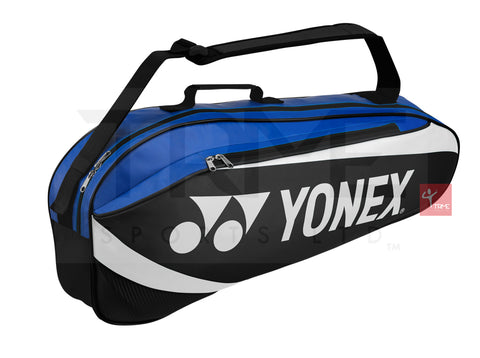 Yonex 8923 Active 3 Racket Bag - Black/Blue