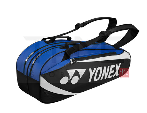 Yonex 8926 Active 6 Racket Bag - Black/Blue
