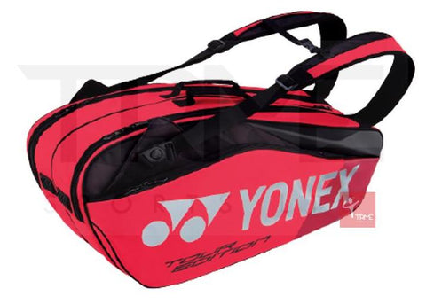 Yonex 9826 Pro 6 Racket Bag - Flame Red