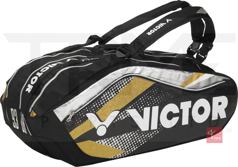 Victor Multithermobag BR9308 Racket Bag Black/Gold