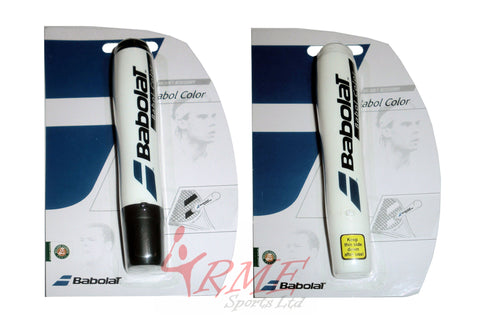 Babolat Racket Stencil Ink Marker - Tennis, Squash, Badminton, Racquetball
