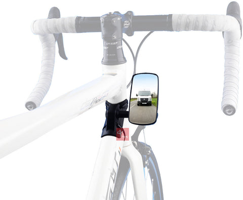 Bike-Eye Rear View Mirror