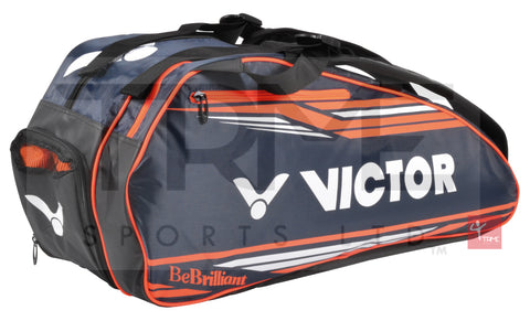 Victor Doublethermobag Racket Bag 9118 Coral