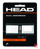 Head Dual Absorbing Tennis, Squash, Badminton or Racquetball Grip