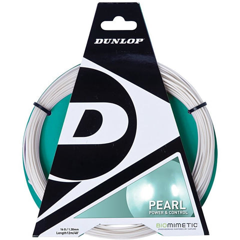Dunlop Pearl Tennis Set 16G / 1.30mm