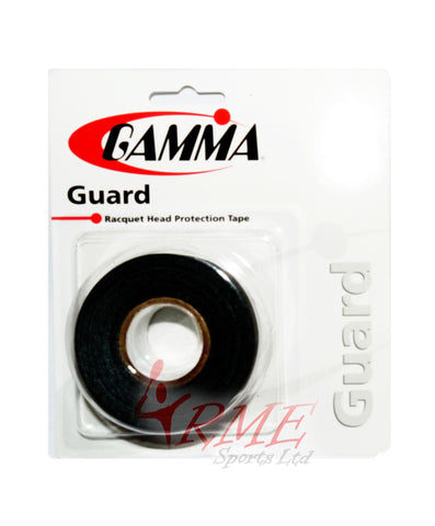 Gamma Guard Black - Racket Head Protection Tape